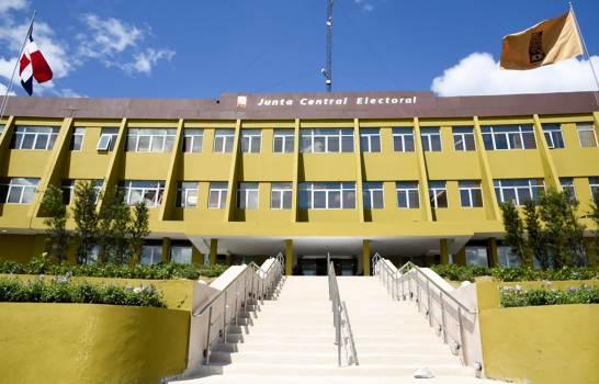Junta Central Electoral dominicana celebra audiencia pública