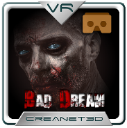Bad Dream VR Cardboard Horror Mod Apk Full Free