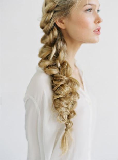 la moda en tu cabello femeninas