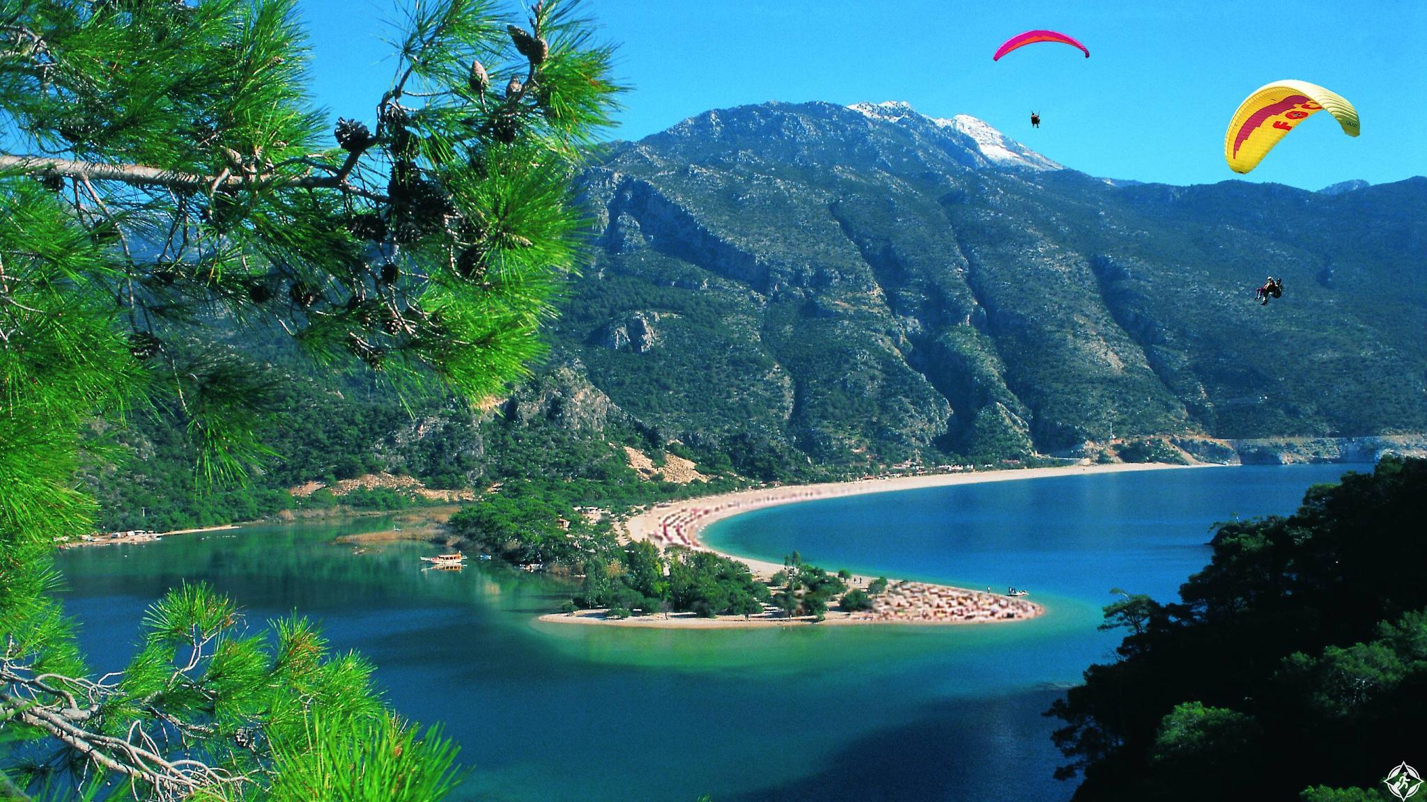 من أجمل مناطق العالم في تركيا