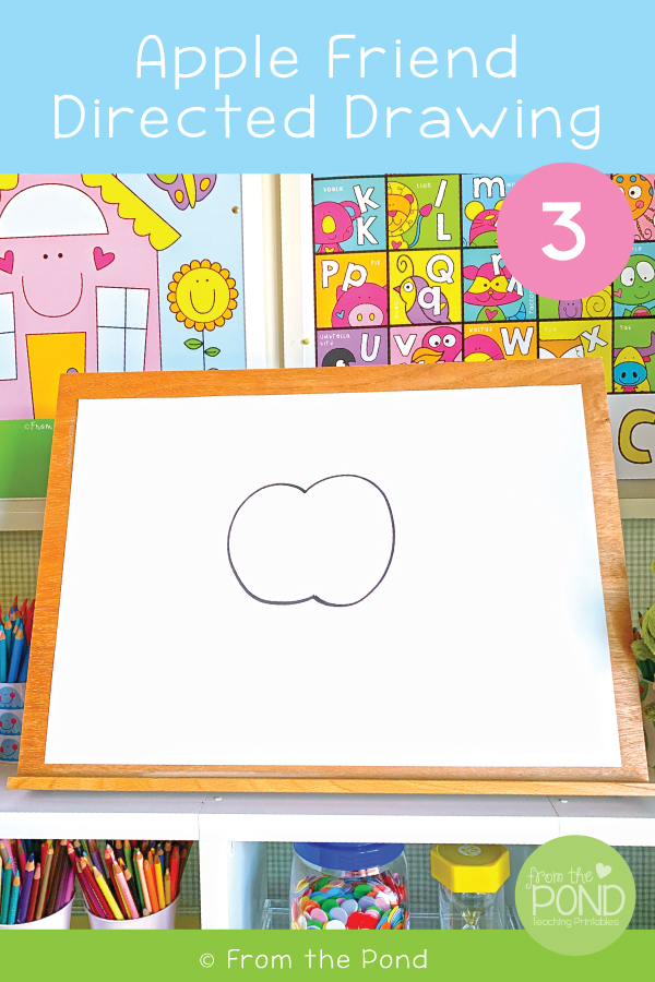 Apple Painting for Kids