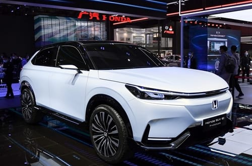 Prologue: Honda's first electric SUV