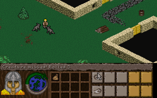 The CRPG Addict: Game 213: Dusk of the Gods (1991)