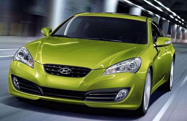 Ficha Técnica Hyundai Genesis 2.0T (2009 - 2012)