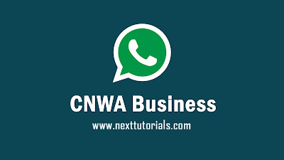 Download CNWA Business v1.0,CN whatsapp business v1.0,aplikasi wa mod anti ban terbaru 2020,tema whatsapp mod keren 2020,cnwa business terbaik 2020