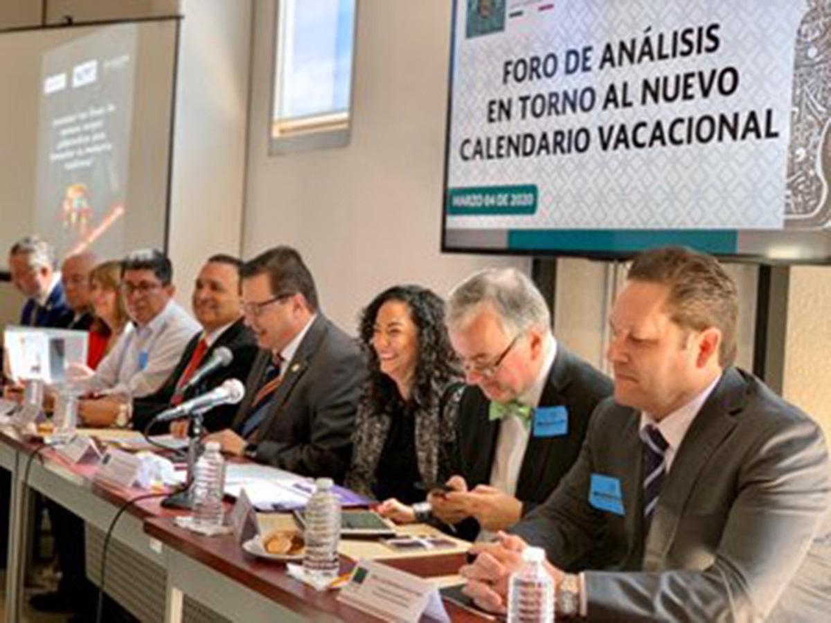 PUENTES VACACIONALES LÍDERES SECTOR TURÍSTICO CÁMARA DIPUTADOS 02