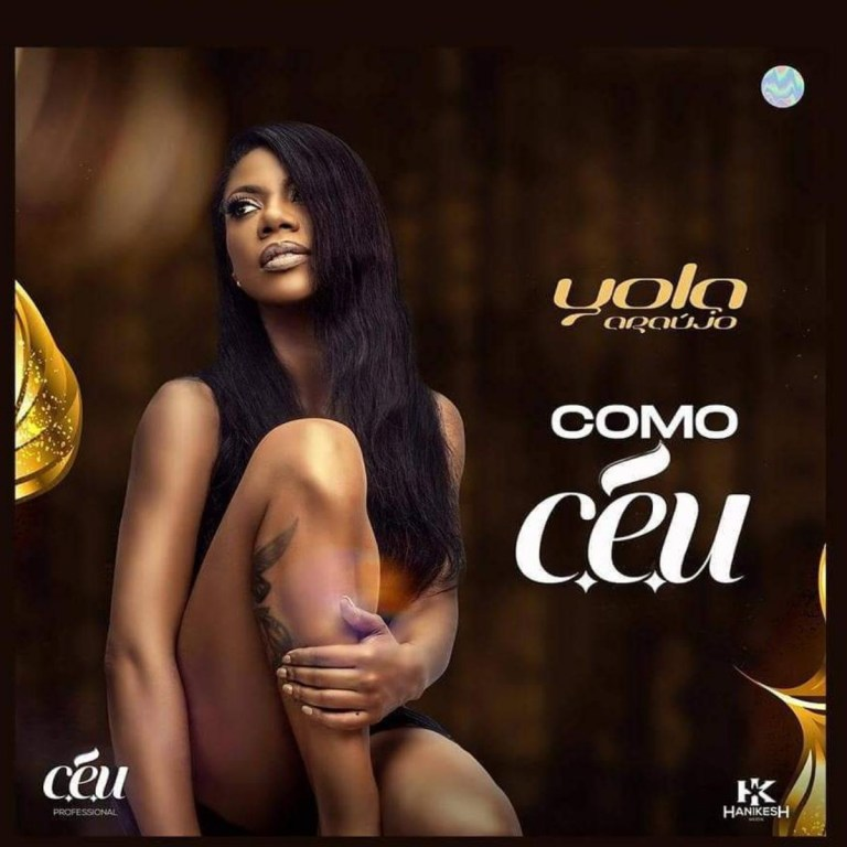 Capa da música da cantora Yola Araújo