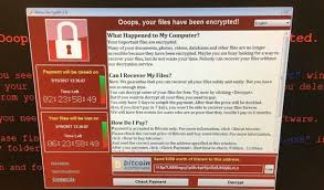 Serangan Malware Ransomware