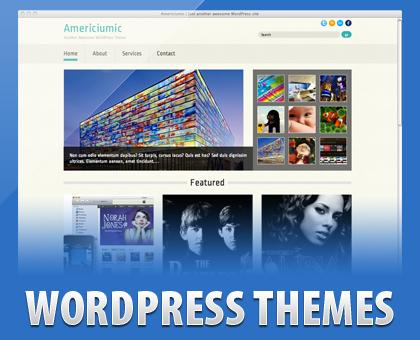 Free Americiumic Clean and Elegant Magazine WordPress Theme