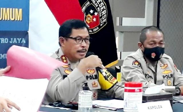 Kapolda Metro Jaya : Sudah 10 Orang Diduga Penggerak Pelajar Ditangkap