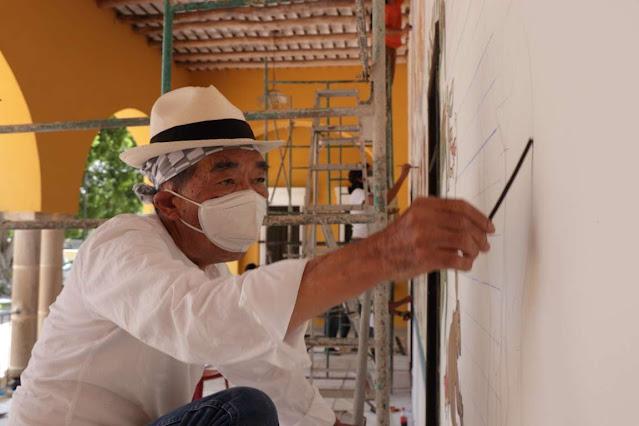 Takeda concluye talleres en la FILEY