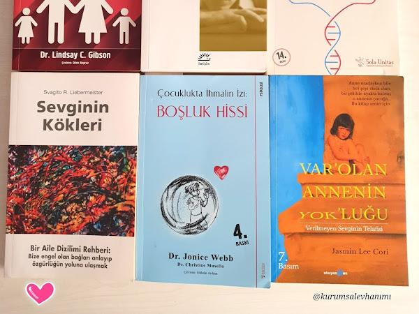 Çocuk Psikolojisi Kitap Önerileri