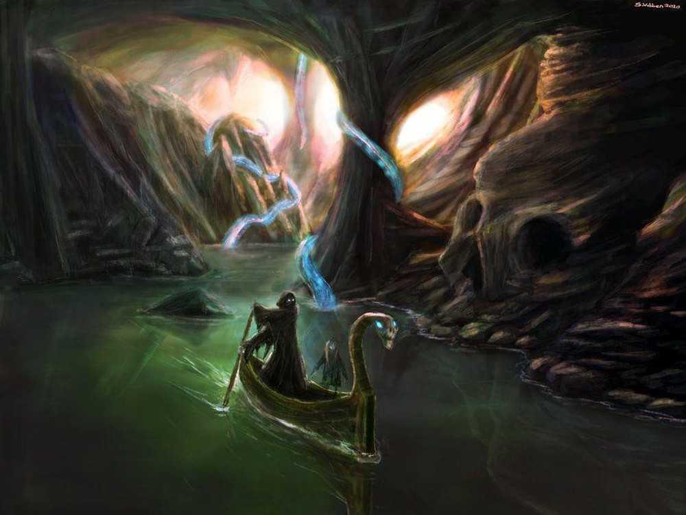 Lete – O Rio do Esquecimento na Mitologia Grega