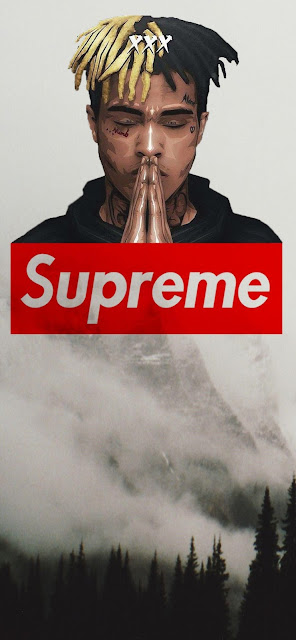 supreme xxtenations wallpaper