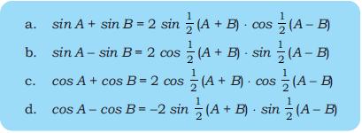 Rumus Penjumlahan Dan Selisih Dua Sudut Trigonometri Beni95h