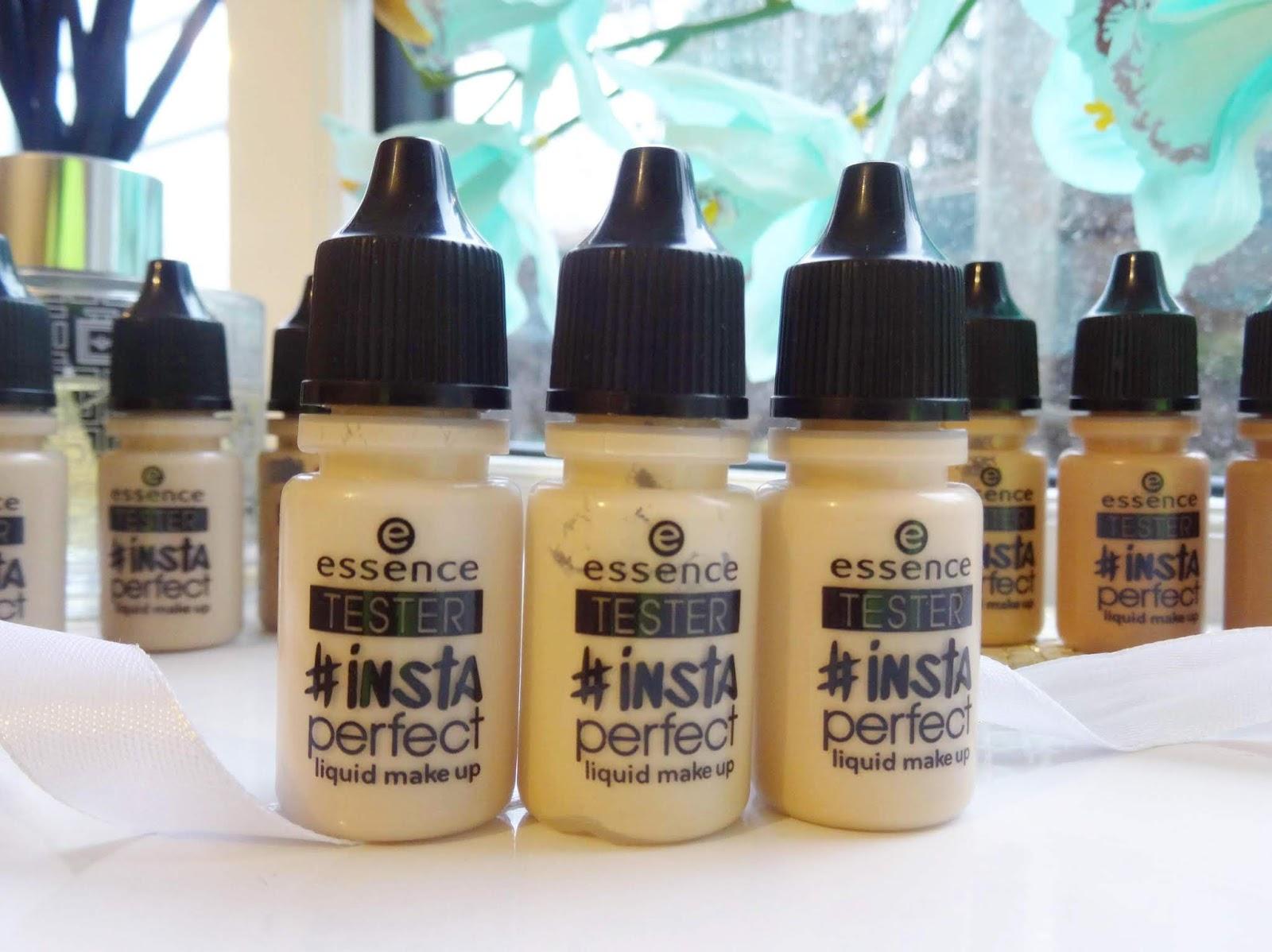 Essence #Insta Perfect Liquid Foundation Review