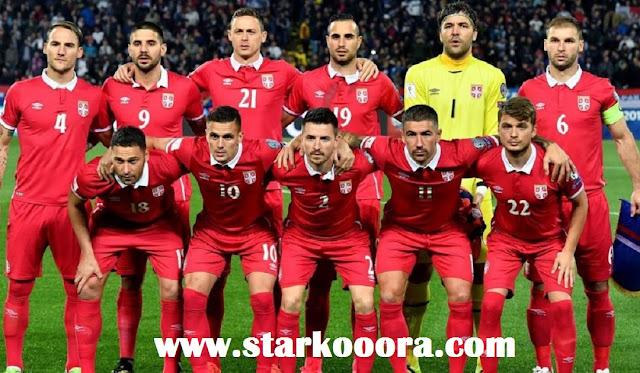 موعد مباراة صربيا ولوكسمبرج في تصفيات كأس العالم أوروبا والقنوات الناقلة