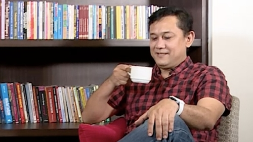 Jaksa Geram hingga Sebut Status 'Imam Besar' Rizieq Isapan Jempol, Denny Siregar Senang: Gue Demen nih!
