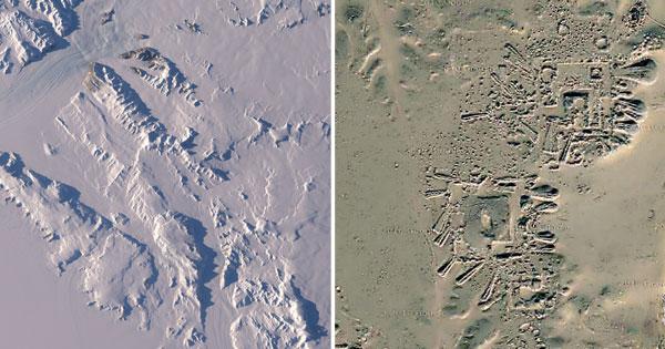 Risultati immagini per civilta ibernata sotto antartide