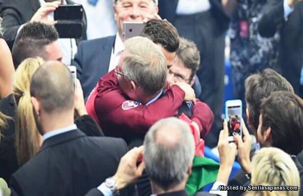 Ferguson+Ronaldo+Nani