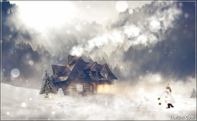 ảnh mùa đông đẹp