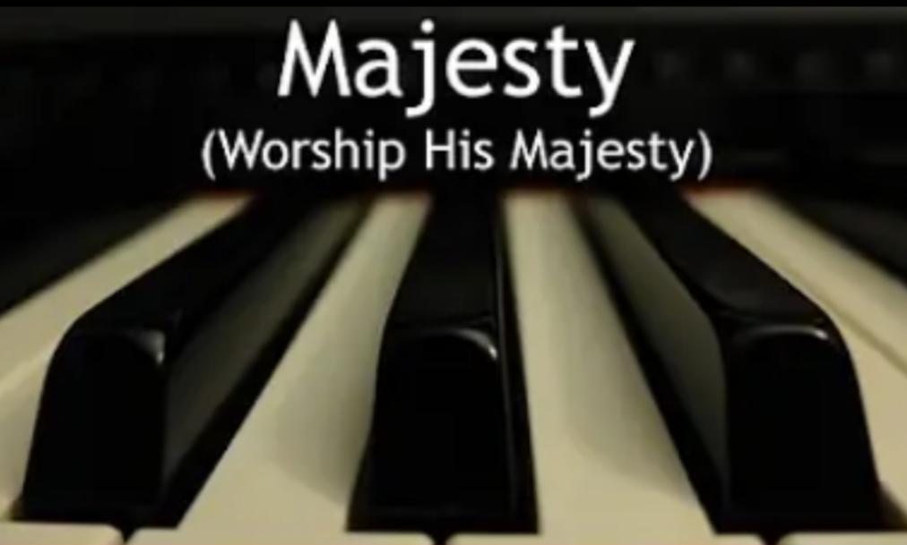 Majesty Worship His majesty Lyrics