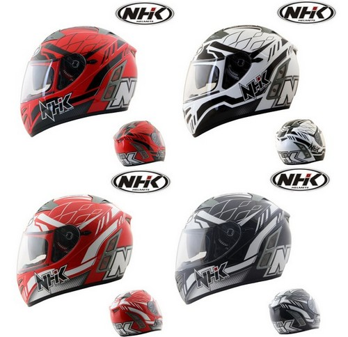 Harga Helm NHK Full Face Terbaru September 2017