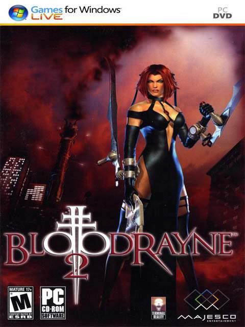 تحميل لعبة Bloodrayne 2 مضغوطة برابط واحد مباشر + تورنت كاملة مجانا