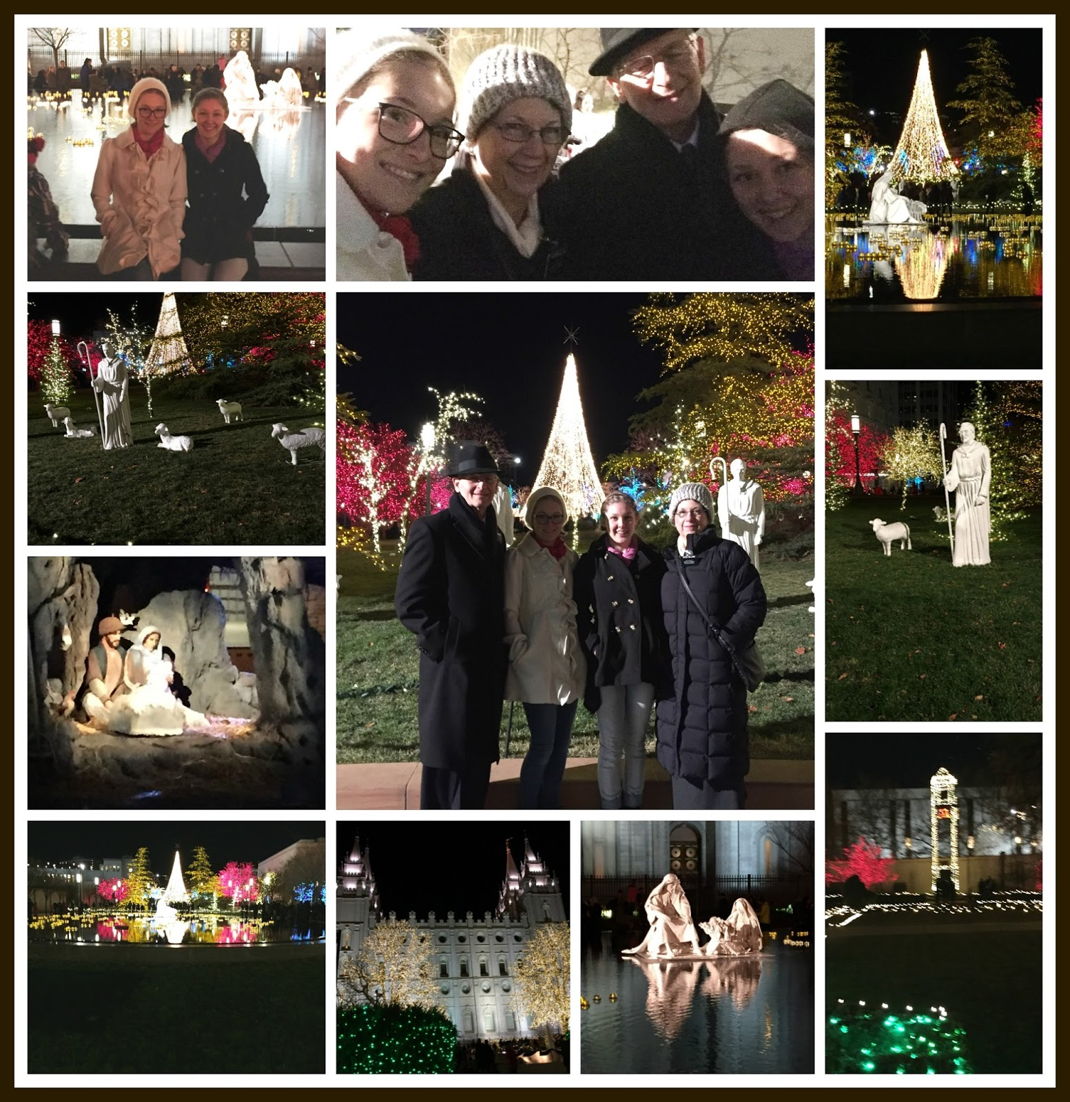 Waters Christmas Lights Target