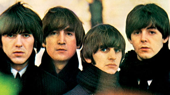 Beatles For Sale, claroscuros