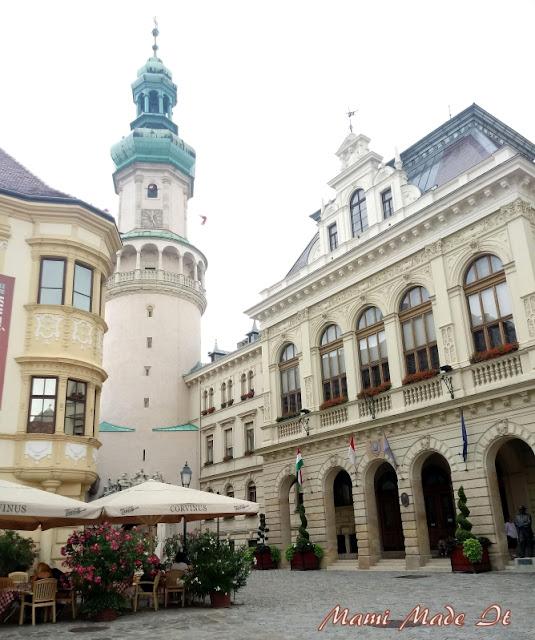 Sopron, Ungarn - Trip to Hungary
