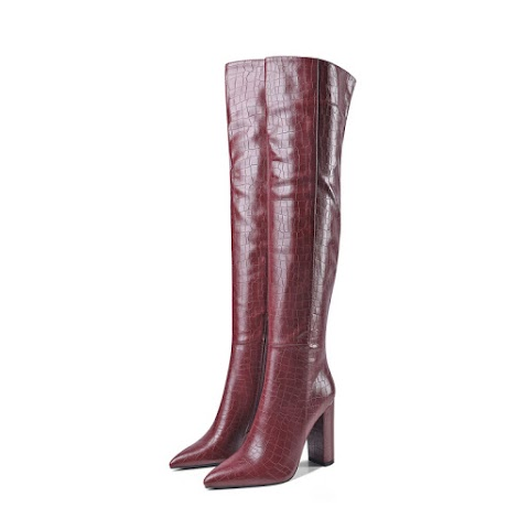 The Most Amazing Boots From Up2Step