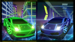 Real Neon Racing Apk