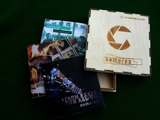 CAMERES - limited box set 2018