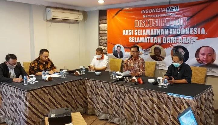 Aksi Selamatkan Indonesia, Selamatkan dari Apa? Ini Kata Tokoh