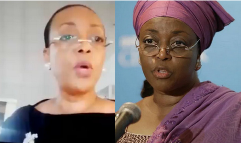 Reactions as Diezani says 'Yahoo boys have become role models in ...