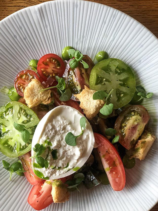 Foxhill Manor salad