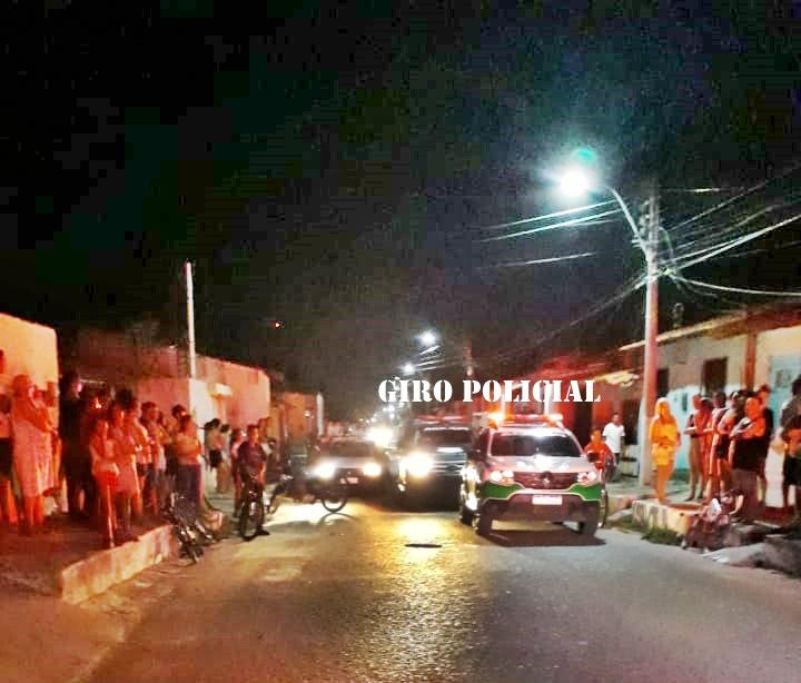 Homem e morto com vários tiros de arma de fogo em Parnaíba