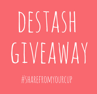Destash giveaway