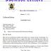 formal business letter