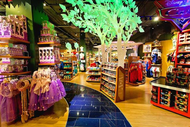 Loja de brinquedos em Miami: Disney Store