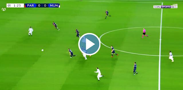 PSG vs Manchester United Live Score