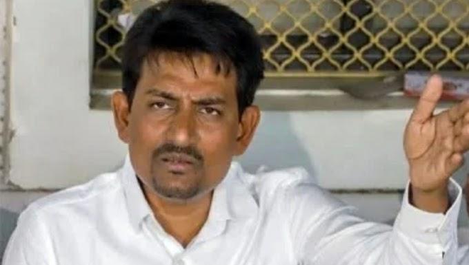 अल्पेश ठाकोर ने कांग्रेस से दिया इस्तीफा, राहुल गांधी पर लगाए अनेक आरोप ।