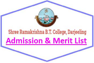 Shree Ramakrishna BT College Merit List