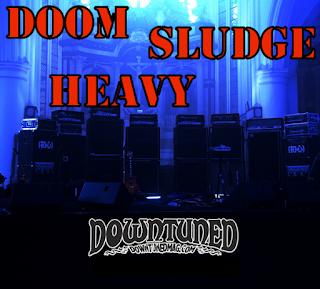 Doom-Sludge Zone on downtuned radio