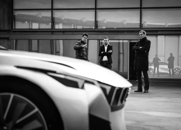 2020 - [Peugeot] Concept Paris 48