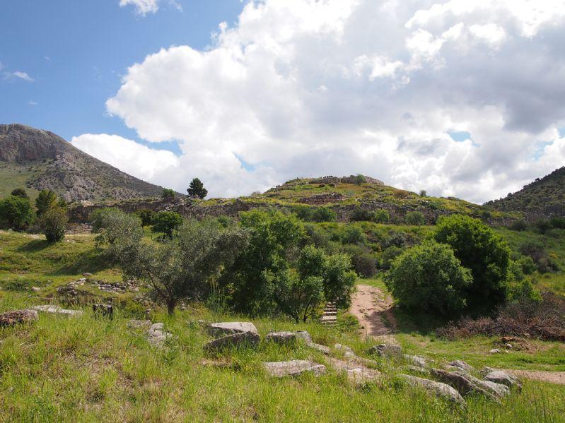 Akropolis von Mykene