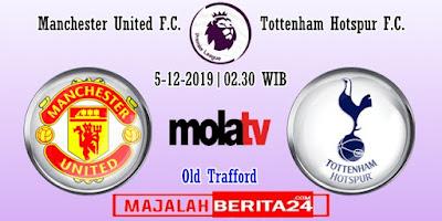 Prediksi Manchester United vs Tottenham Hotspur — 5 Desember 2019