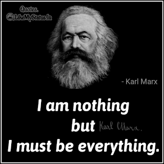 Quotes from Karl Marx