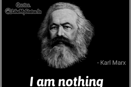 55 Karl Marx Quotes | Labor | Inspiration | Peace | Money